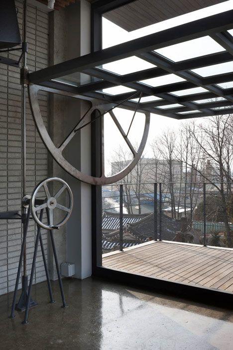 17 Gorgeous Home Decor Steel Door Design