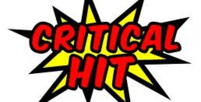RPG blues: Critical Hits