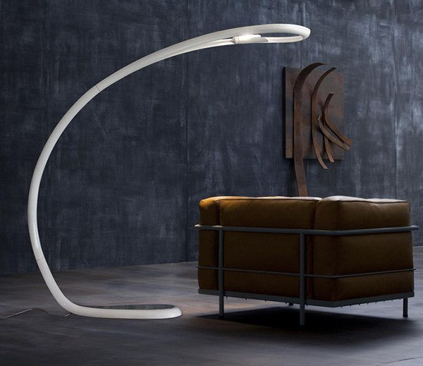 Arched Floor Lamp by Lucente