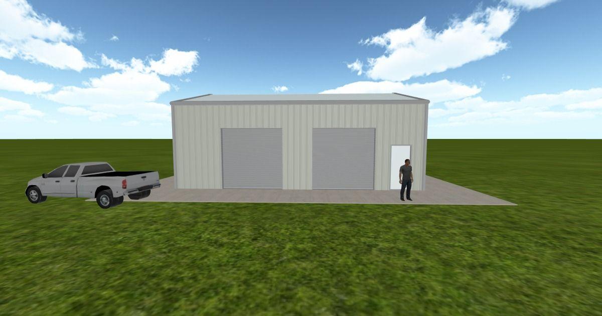 Cool 3d Marketing Https Ift Tt 2grwgpc Barn Workshop Greenhouse Garage Roofing Diy Mueller Buildings Cool Garages Steel Buildings