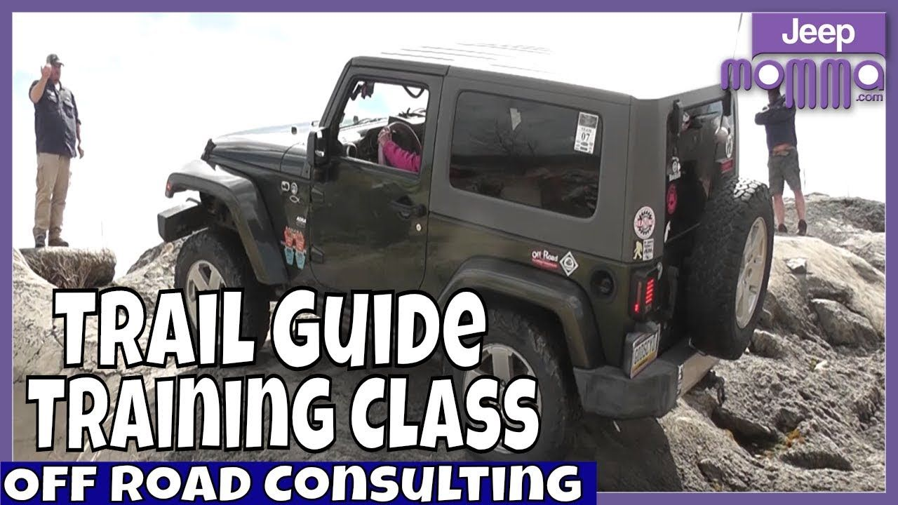 Off Road Trail Guide Training Class With Off Road Consulting