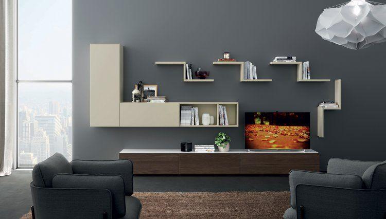 Mobili Chatodax ~ Scegli i mobili soggiorno modello gme dalla collezione
