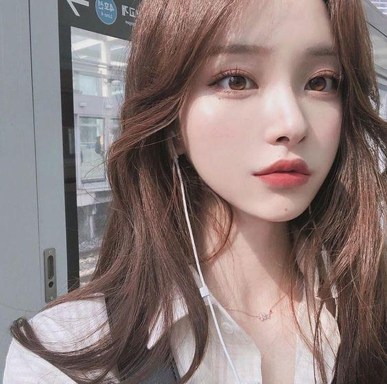 2018/19 portraits | ˗ˏˋ ulzzang female ♡ ྀ ˎˊ˗ | 얼짱, 한국 소녀 ...