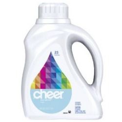 Cheer Free And Gentle Laundry Detergent Reviews Laundry Liquid