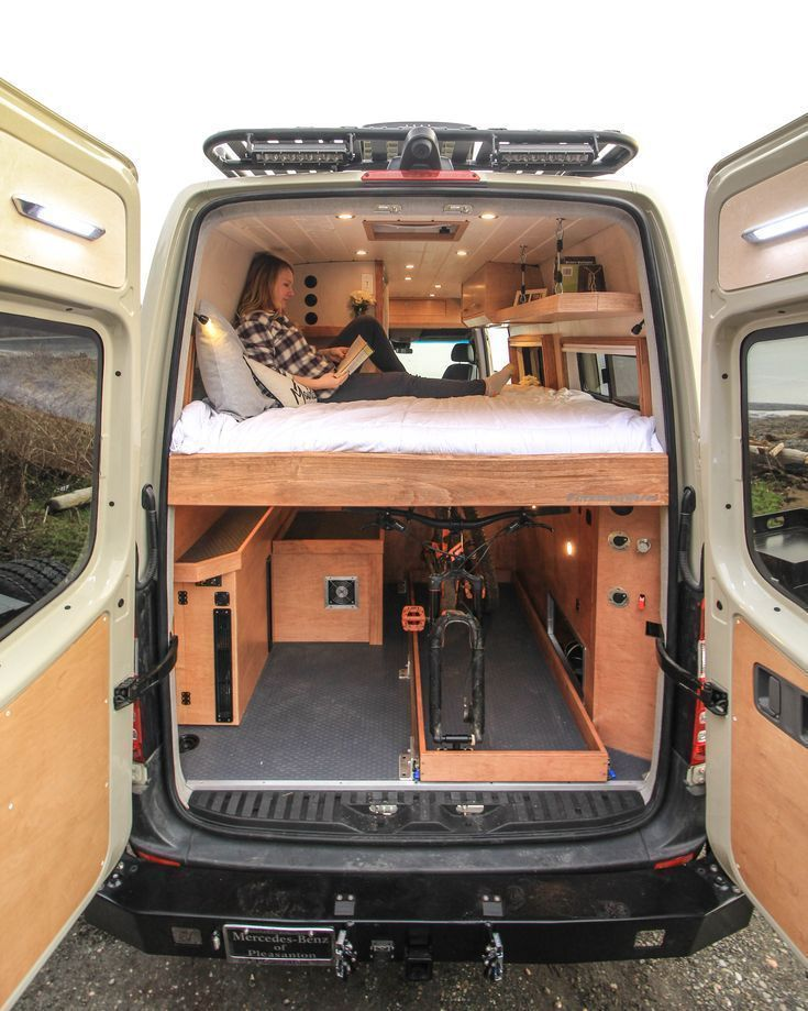 Photo of Interior ideas #Conversion #Fitz #Freedom #Roy #Sprinter #Van