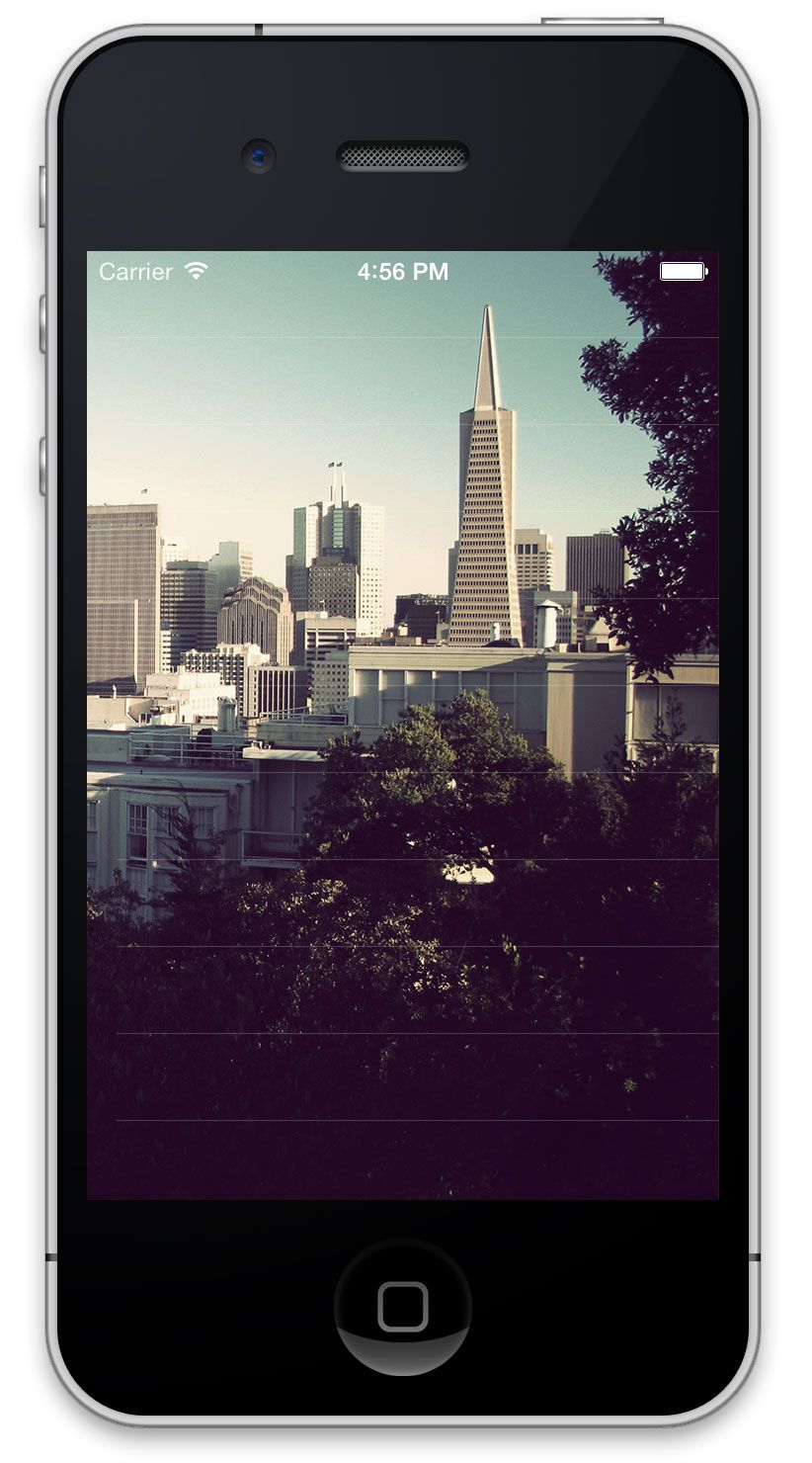 iOS 7 Best Practices; A Weather App Case Study Part 1/2