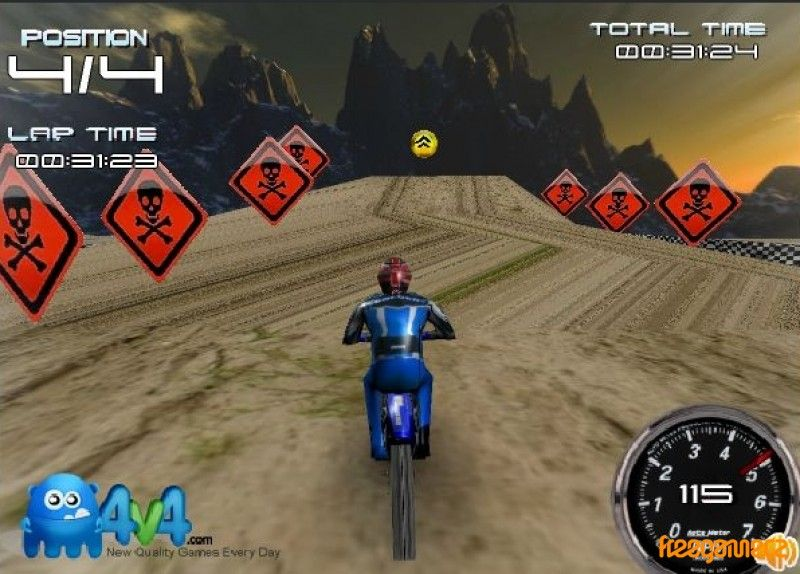Motocross Unleashed 3d Games To Play Free Online Games Games