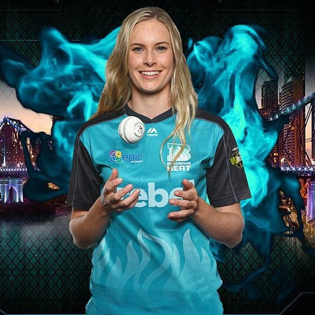 Brisbane Heat On Instagram Exciting News For The Wbbl With Rebelsport On Board As The League S Naming Rights Sponsor Sports Women Cricket Equipment Women