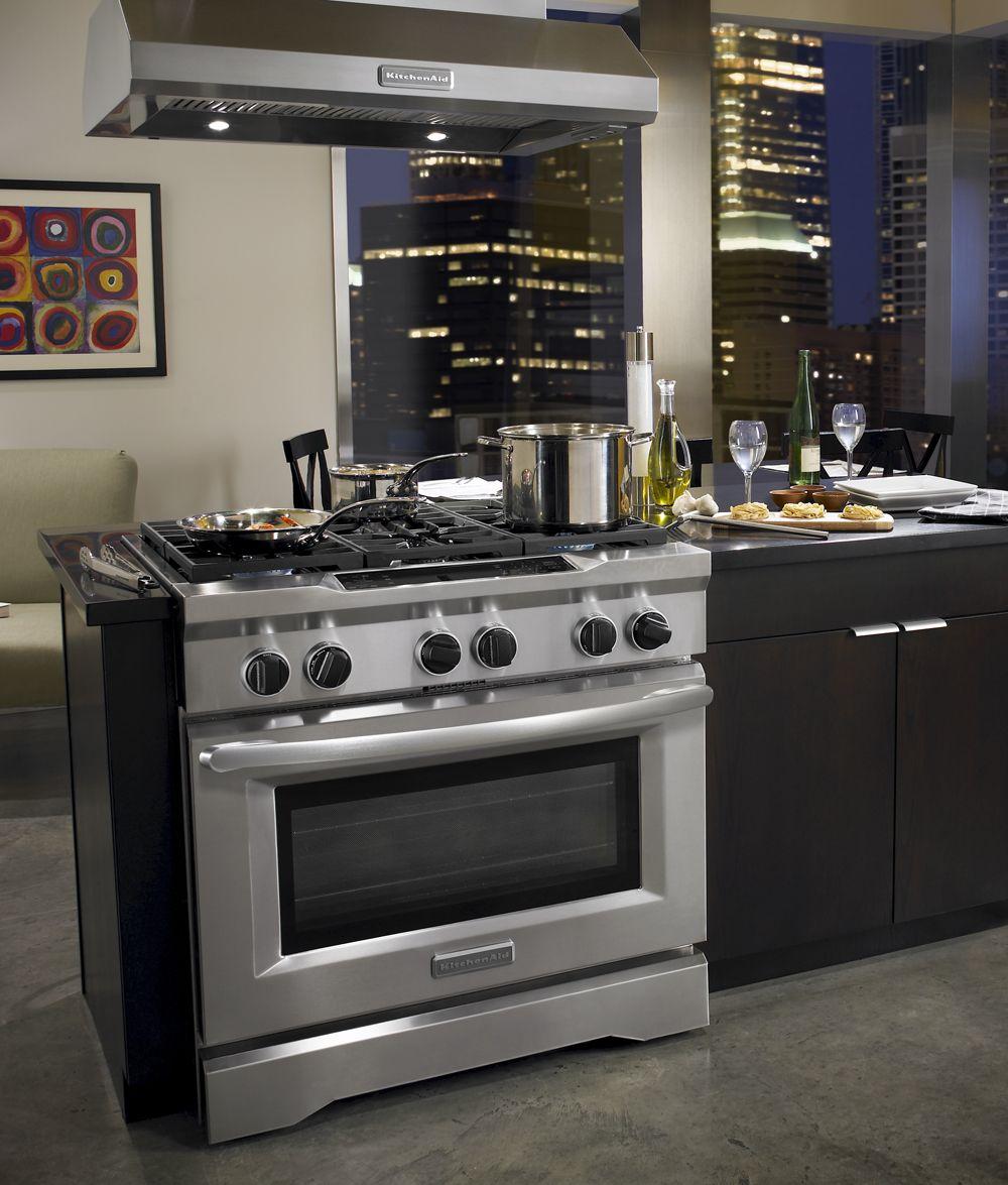 kitchenaid kitchen appliances | The KitchenAid KDRS467VSS is one of ...