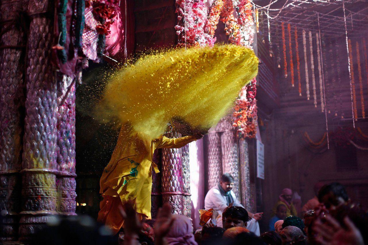 Holi Festival 2014 @ Flurry of Colour