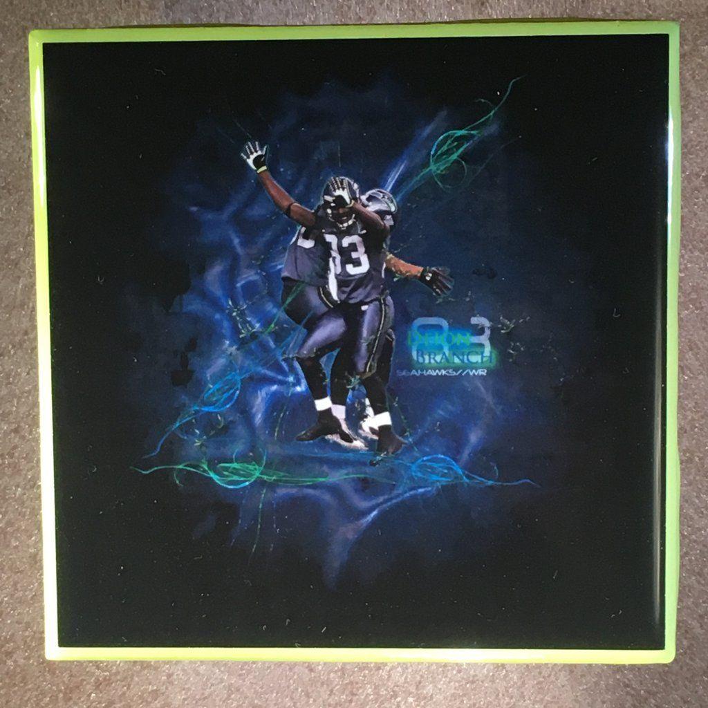 Seattle seahawks coaster nfl ceramic tile football seahawks seattle seahawks coaster nfl ceramic tile football dailygadgetfo Gallery
