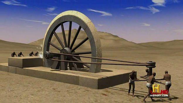 Tecnologías Perdidas Del Antiguo Egipto Pyramids Boat Cannon