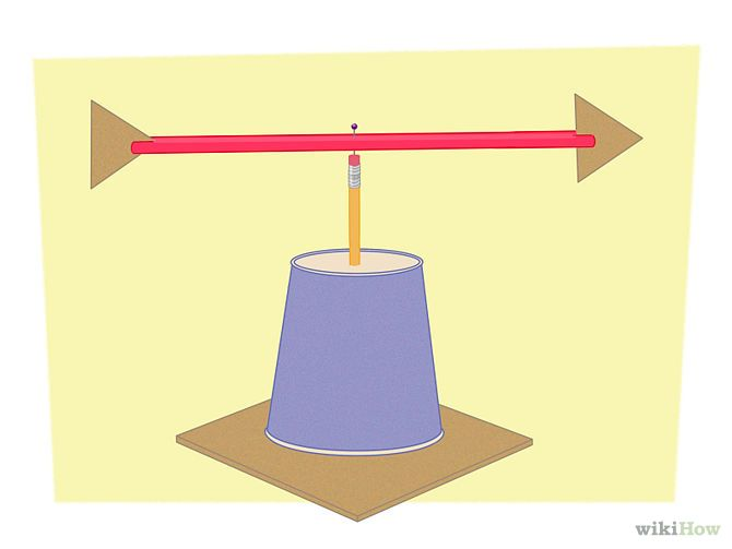 How to Make a Wind Vane: 6 Steps (with Pictures) - wikiHow