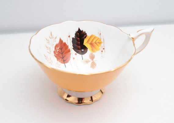 Dainty and Delicate Vintage Bone China Tea Cup