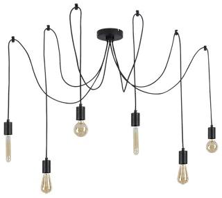 Lampa Wiszaca Ania Czarna E27 Tk Lighting Zyrandole Lampy Wiszace I Sufitowe W Atrakcyjnej Cenie W Sklepach Leroy Merlin