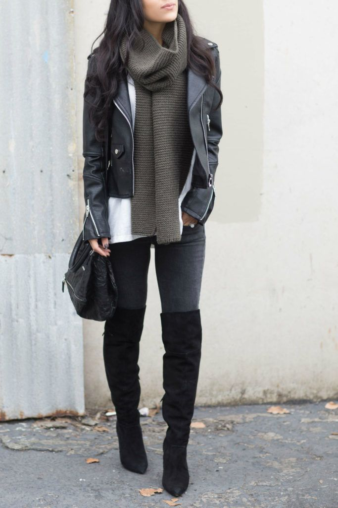 33 Simple Winter Women Outfits For Going Out | Winter date ...