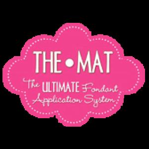 The Mat for fondant cakes