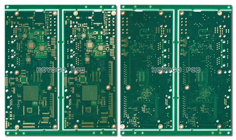 Layer : 8L Base Material : FR4 Board Thickness : 1 6mm Surface