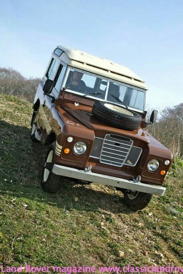 Land Rover Series 3 88 County