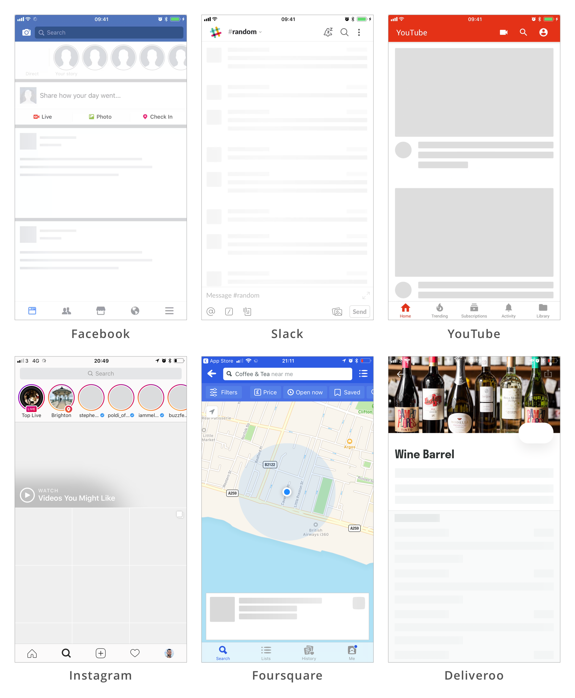 UX Design Patterns for Mobile Apps: Which and Why ...