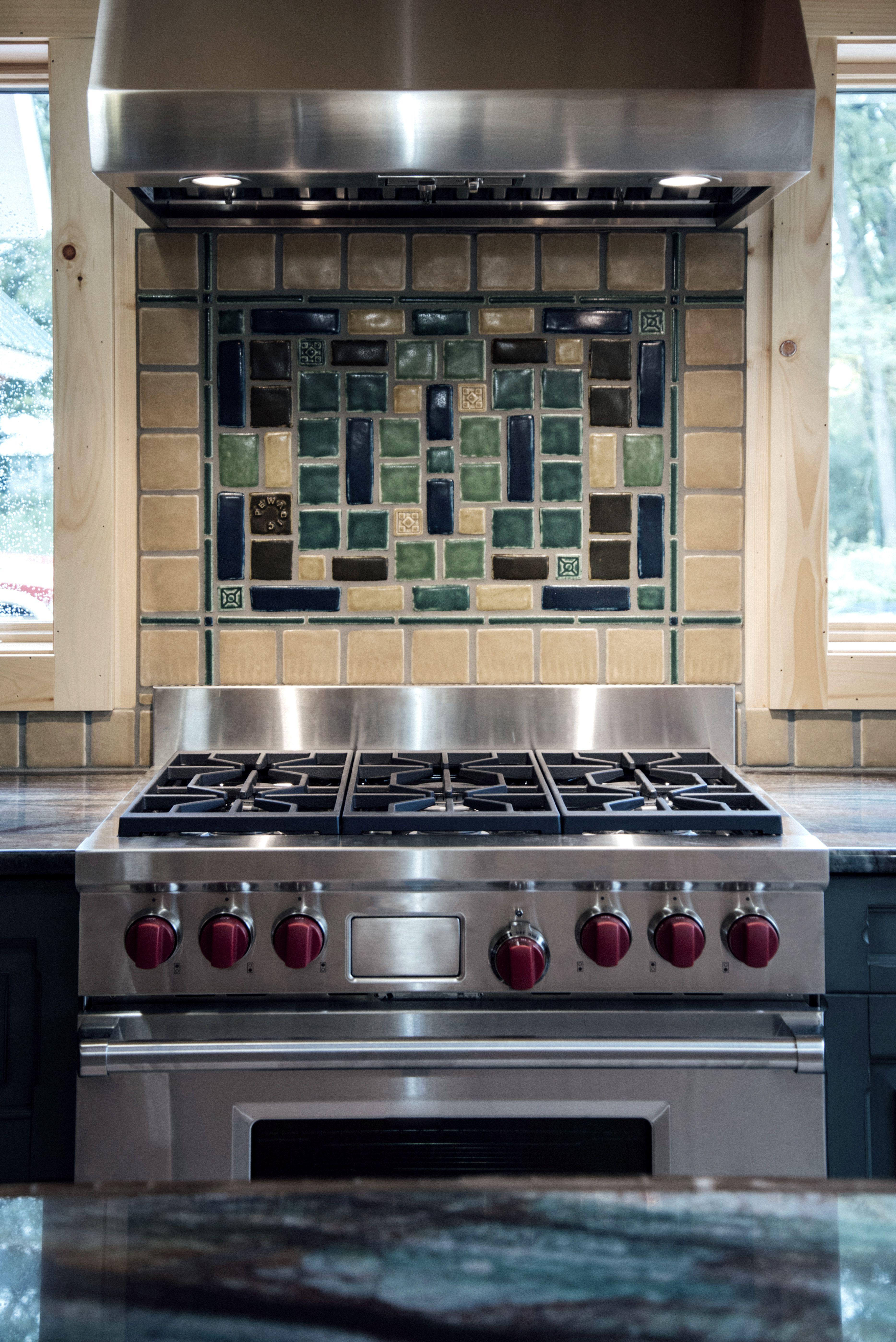 on ideas for kitchen backsplash tile subway accents powabic