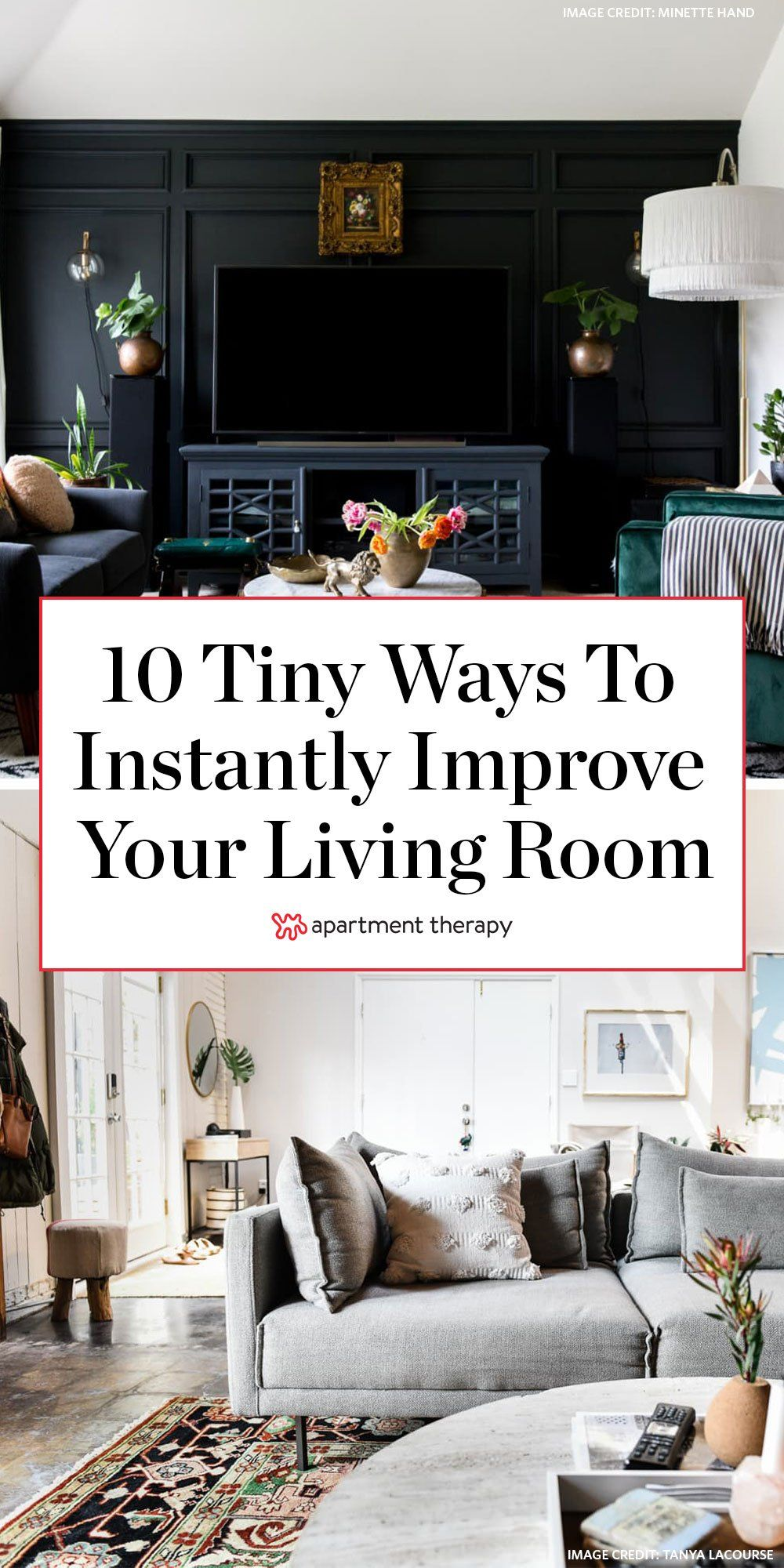 10 Teeny Tiny Things Apartment Therapy Editors Did To Immedia