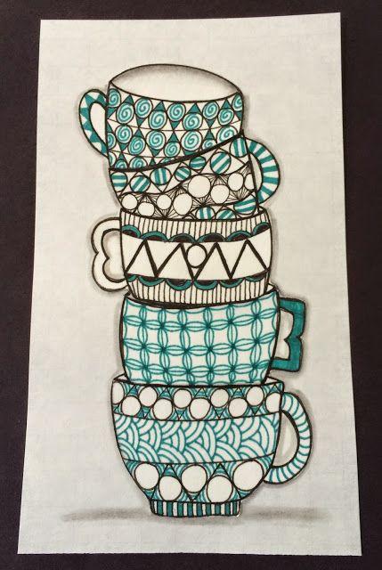 See Jane Run A New Tangle 4mom Tangle Art Zentangle Drawings Mandala Design Art