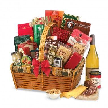 Season's Finest Gourmet Gift Basket - Gifts & Gift Baskets - Southern Season www.southernseason.com