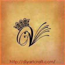 Image Result For Letter V Celtic V Tattoo Crown Tattoo Tattoos