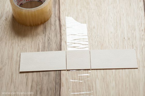 DIY Laced Concrete | evenyaru.com