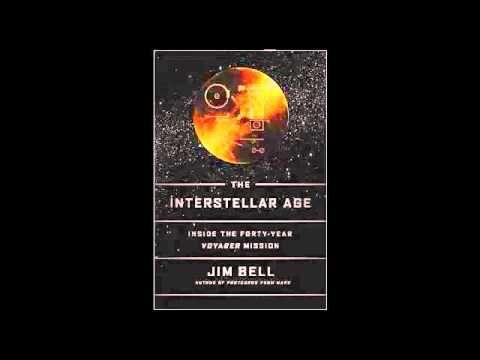 "Jim Bell ""The Interstellar Age"" on ""Book Talk"" radio"