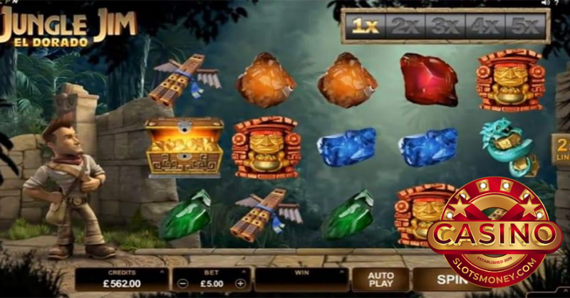 Welcome To The Jungle With The No Download Zuma Slot