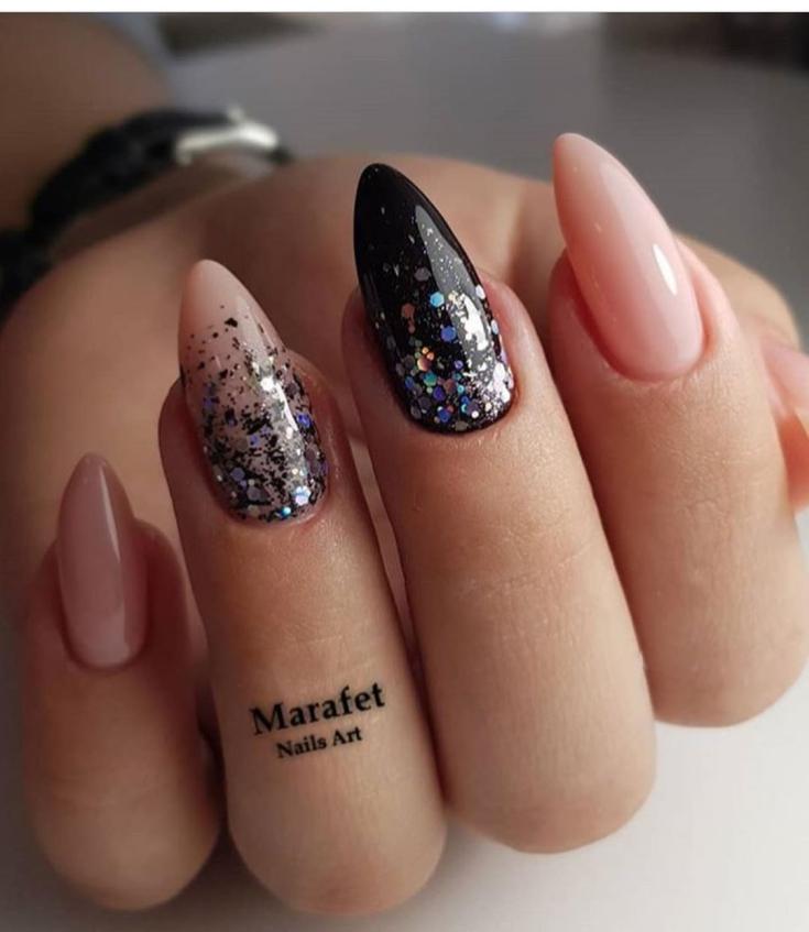 Which Manicure Would You Choose 1 20 V 2020 G Krasivye Nogti Milye Nogti Dizajnerskie Nogti