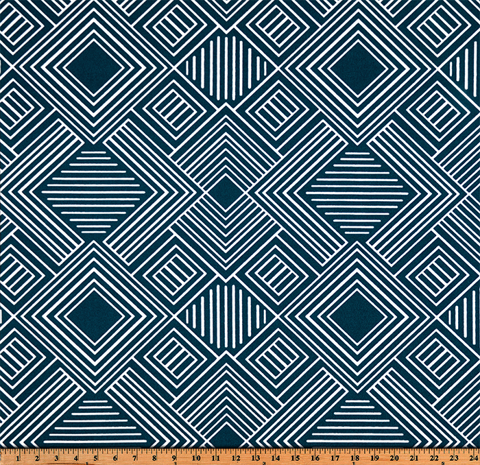 Outdoor Phase Oxford 13.98/yd Outdoor fabric, Geometric