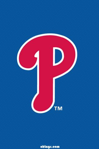 Philadelphia Phillies IPhone Wallpaper Grab One Of Our Baseball Wallpapers For Your Or IPod Touch 730