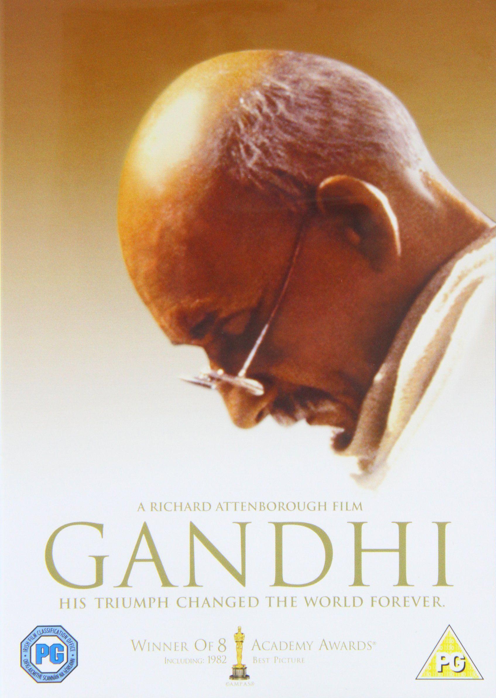 Gandhi [1982] [Reino Unido] [DVD] Gandhi, Reino, DVD,
