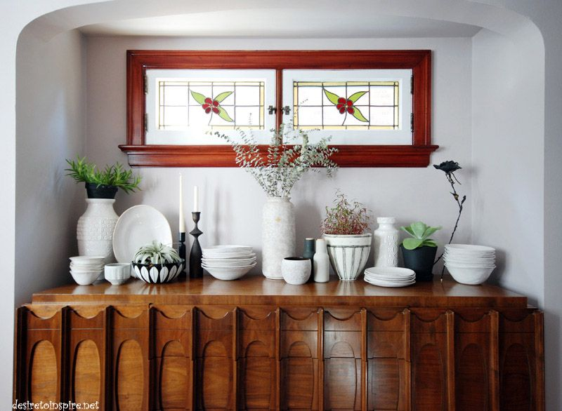 Progress In My Dining Room (and Some New Goodies)   Desire To Inspire    Desiretoinspire.net