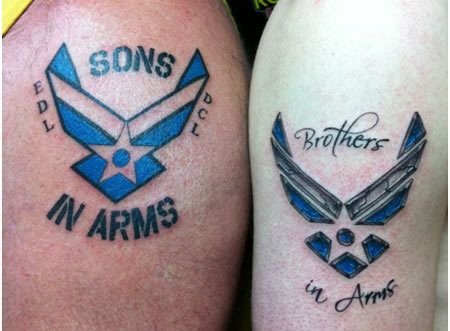 Top 15 Military Tattoo Designs Tattoos Military Tattoos