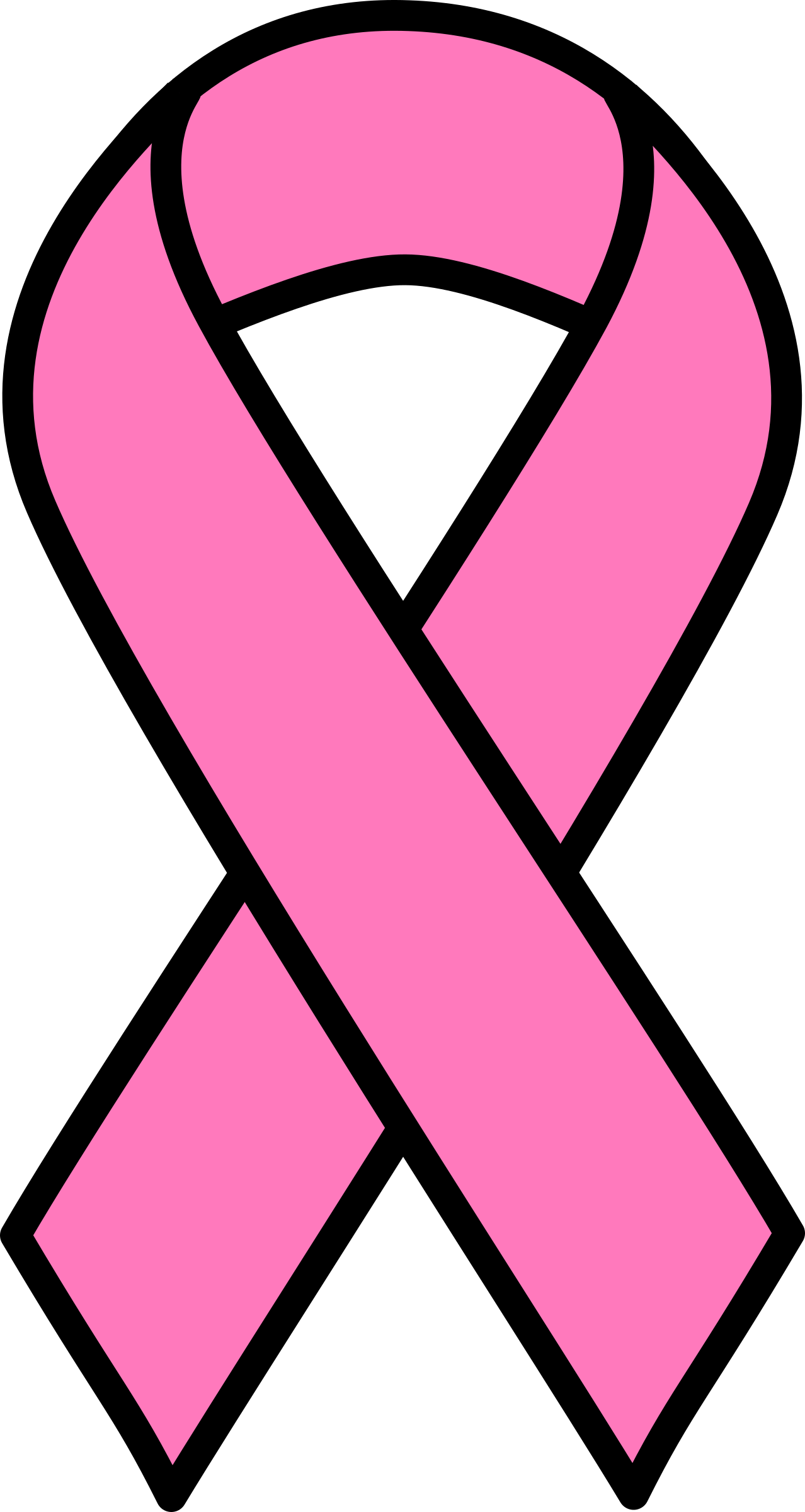 Pin On Breast Cancer Ribbon