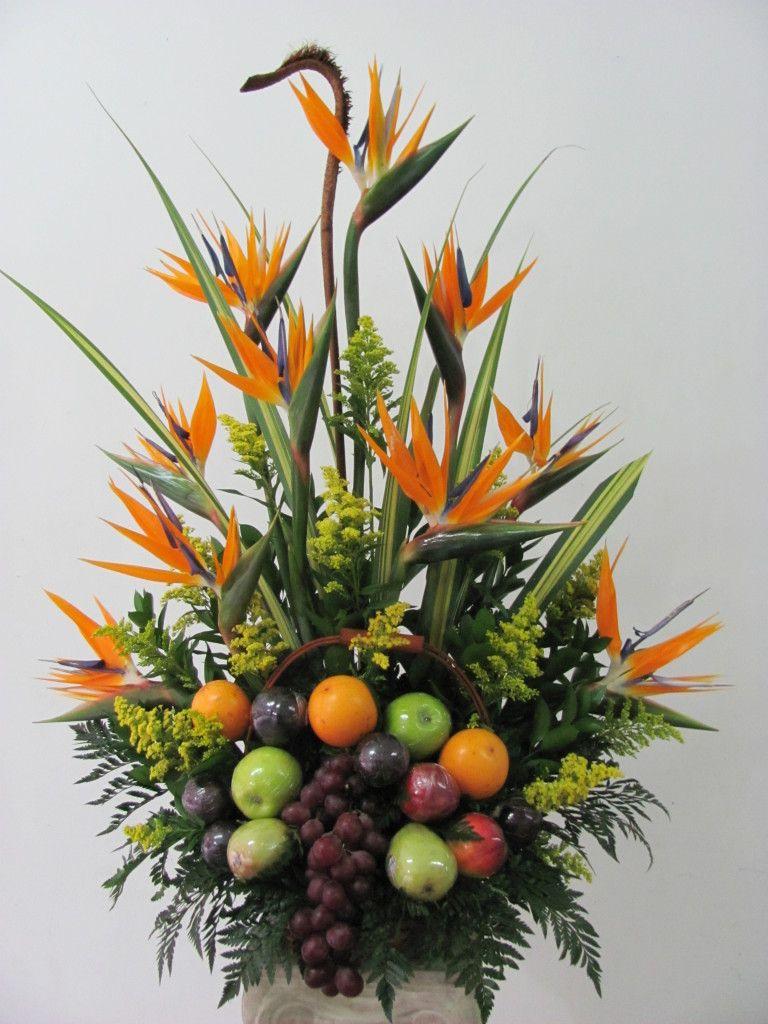 Imagenes Arreglos Florales Exoticos Buscar Con Google