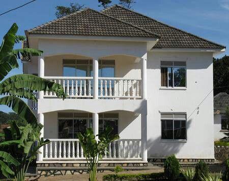 Residence In Kampala Uganda 2 Storey House Design 2 Storey House House Styles