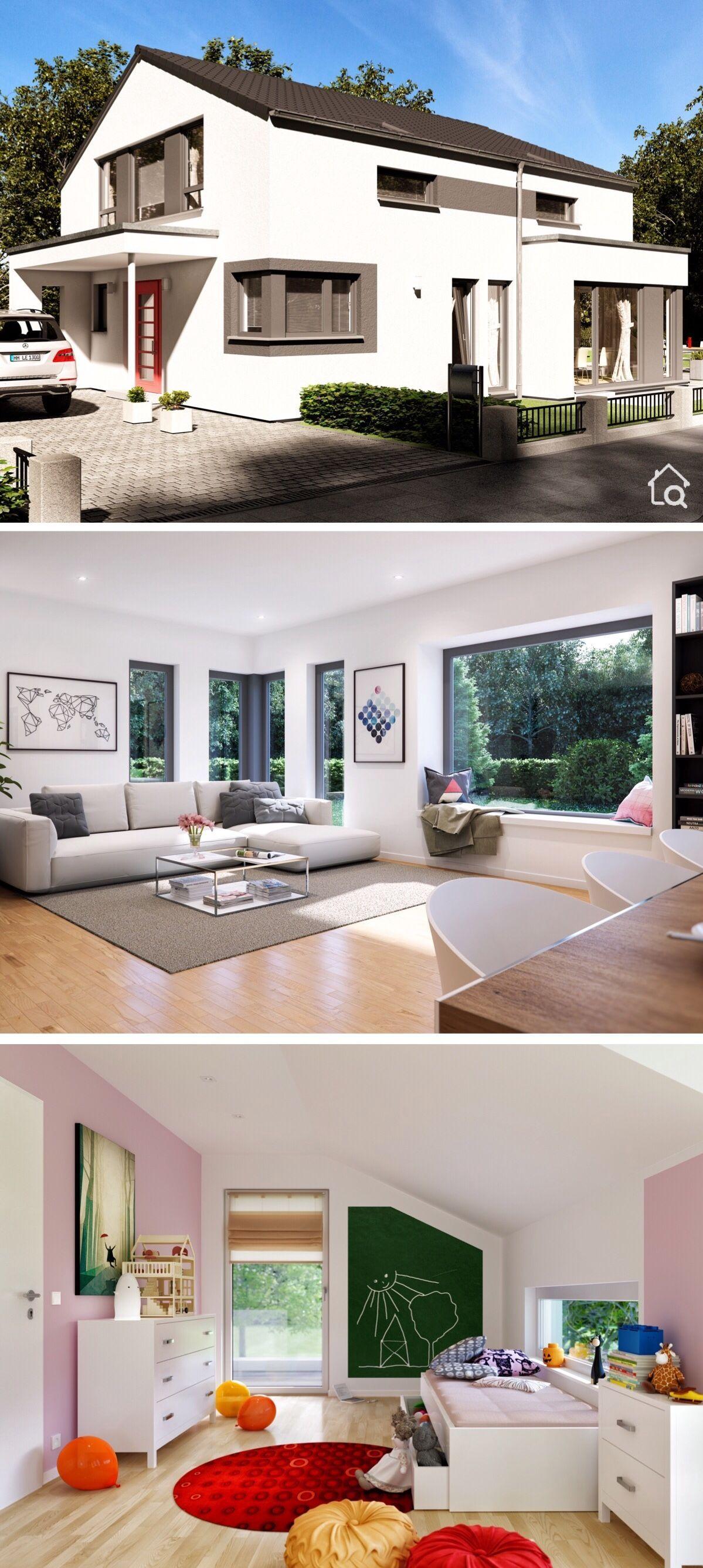 House Architecture Design Modern Contemporary European Minimalist ...