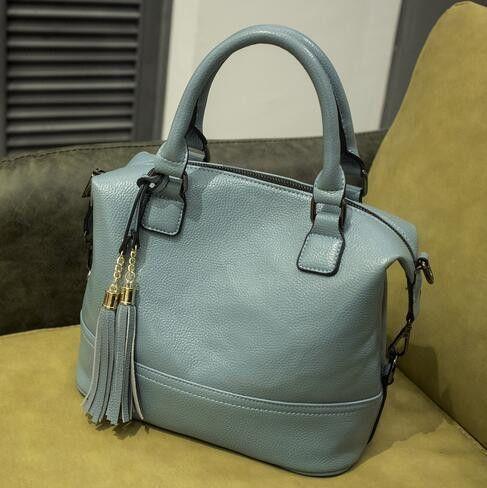 Hot Genuine Leather Bag 2017 New Women Handbag Casual Shoulder Bags Vintage Women Messenger Bags Crossbody Tote
