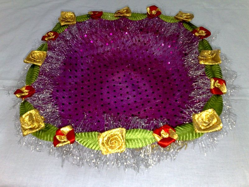 Indian Wedding Tray Decoration Indian Wedding Decorative Plate  Wedding Plates And Weddings