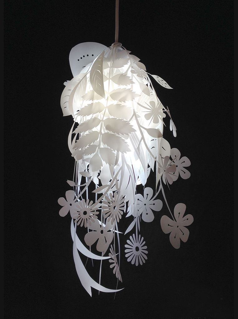 Bouquet Lamp By Studio Tord Boontje Lampshade Designs