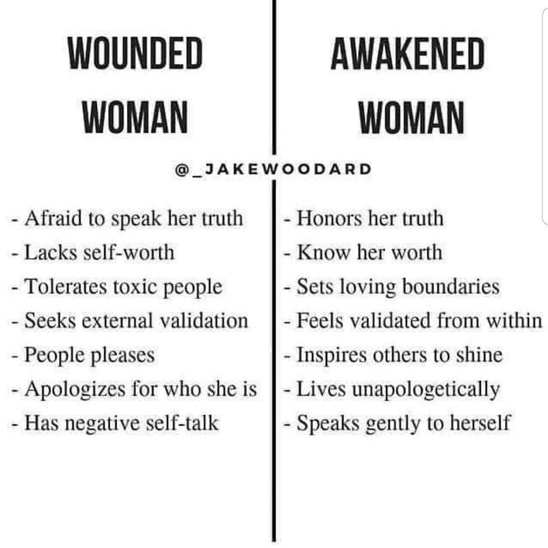 Healed Woman Healing Healingenergy Healingprocess