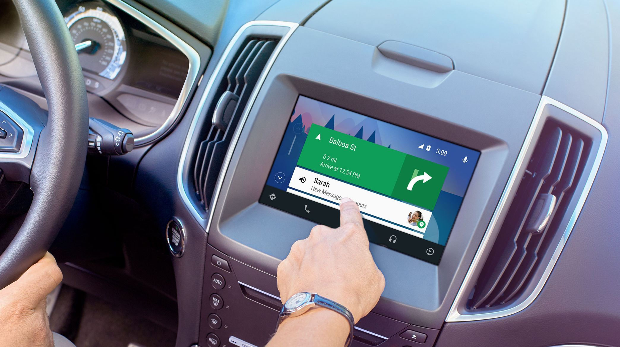 A Car Rental App Benifits Ford Sync Android Auto Car