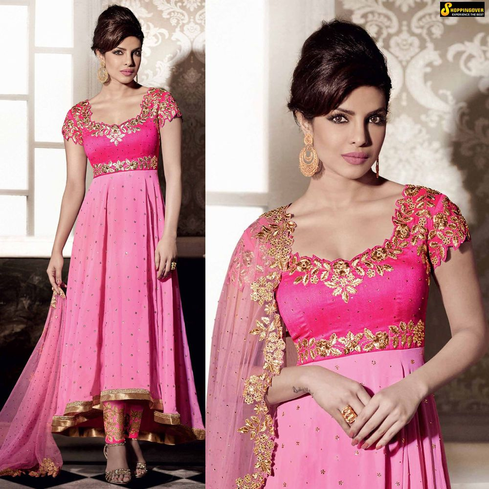 Indian Pakistani Ethnic wedding wear salwar kameez sari Designer ...