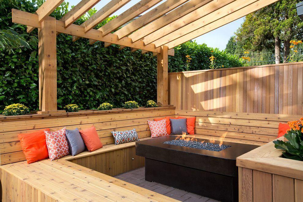 mid century modern decks deck midcentury with patio wall on modern deck patio ideas for backyard design and decoration ideas id=27628