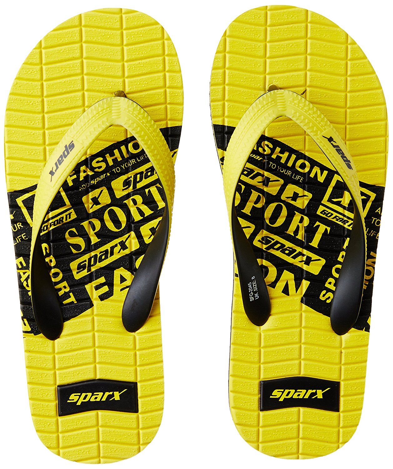 5a49c13c5 Sparx Men s Flip Flops Thong Sandals  Buy Online at Low Prices in India -  Amazon